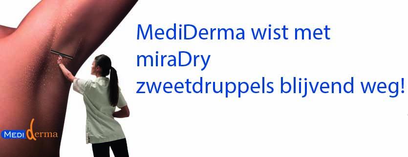 miraDry in Amsterdam eo