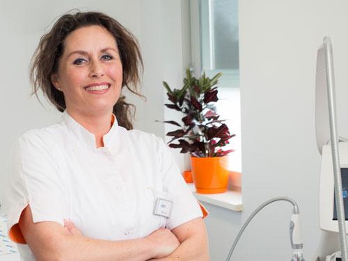 Mareille Keuch, huidtherapeut bij MediDerma