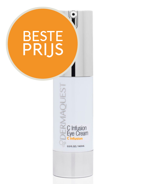 Dermaquest C infusion eye cream aanbieding